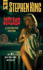 Joyland by Stephen King (2015, Hardcover, Illustrated)