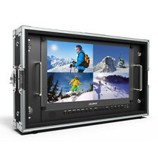 "Lilliput BM150-4K 15.6"" 3840X2160 Broadcast Ultra-HD Monitor SDI HDMI VGA DVI"