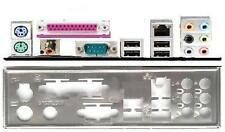 ATX pannello I/O Shield ASUS p4gd1 #387 io NEW NUOVO Backplate p4gpl-x p4gpl-x se