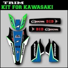2012 2013 2014 2015 KXF 450 TRIM GRAPHICS KIT KAWASAKI KX450F KX F 450F DECALS