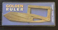 Golden Proportion Ruler Dental Instrument Almore