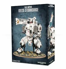 TAU EMPIRE KV128 STORMSURGE - WARHAMMER 40,000 40K - GAMES WORKSHOP