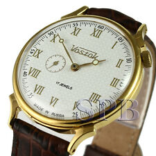 Men's mechanical watch Vostok classic collection Prestige gold plated # 583271