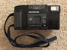 Olympus Trip AF Motor 35mm f/3.8 Zuiko Point and Shoot