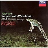 Telemann/Water Music, Beznosiuk/Clark/Nlc/Pickett, decca new / sealed