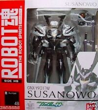 Robot Sprits 48 SIDE MS GNX-Y901TW Susanowo Gundam 00 Painted Bandai