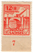 (I.B) Germany Revenue : Saxony Wiederaufbau 20pf (reconstruction)