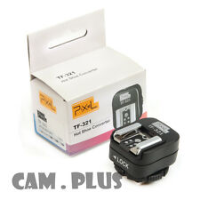 PIXEL TF-321 Hot Shoe Converter to PC Sync Socket fr Canon 7D II 5D Mark III 80D