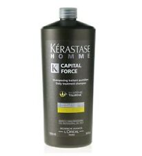 Bain Capital Force Vita Energizante 1000ML Men Kerastase + Free Pump