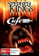 Cujo (DVD, 2011)STEPHEN KING HORROR MOVIE LIKE NEW CONDITION FREE FAST POSTAGE