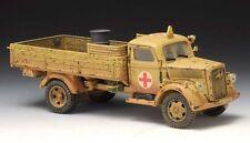 Thomas Gunn: SS044D Opel Blitz (3 Ton German Truck) Desert DAK Version