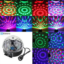 DMX Voice-activated Flashing 20W Disco DJ Party Bar Stage LED Magic Ball Light U