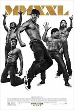 Affiche 40x60cm MAGIC MIKE XXL 2015 Channing Tatum, Matt Bomer, Joe Manganiello