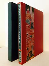 Cities and Civilisations by Christopher Hibbert The Folio Society 2003 Illus.