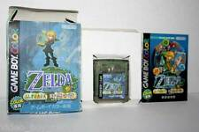 THE LEGEND OF ZELDA ORACLE OF AGES GIOCO USATO BUONO GAMEBOY COLOR JAPAN FR1