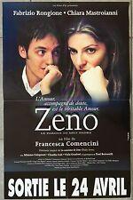 Affiche ZENO LE PAROLE DI MIO PADRE Francesca Comencini 40x60cm *