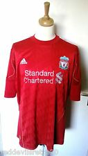 Liverpool 2010-2012 Original Adidas Football Shirt (Adult XL)