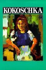 Kokoschka (Great Modern Masters)-ExLibrary