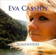 Somewhere by Eva Cassidy (CD, Aug-2008, Blix Street Records) NM GREAT!!!