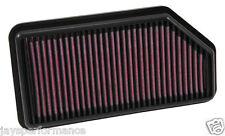 KN AIR FILTER (33-3009) per Kia Rio III 1.25 2011 - 2016