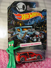 2016 Happy Halloween #2 AUDACIOUS∞Red; oh5 gray☠Kmart Hot Wheels Excl