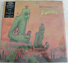 "DINOSAUR  JR ""FARM"" LTD DOUBLE LP 180 GR  PIAS PL110 LP2 NEW STILL SEALED"