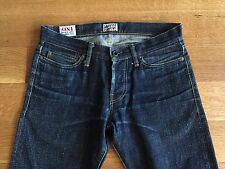 Naked & Famous x ONI Weird Guy Raw Slubby Selvedge Denim Jeans 29 x 30 $265