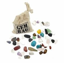 Mini Mixed Treasure Bag Of Gemstones