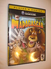 Madgascar (Nintendo GameCube, Wii) Player's Choice Game Complete Excellent!