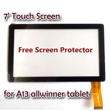"New 7"" inch Replacement Digitizer Screen ALLWINER MID Google Android Tablet"
