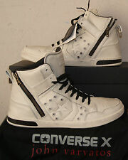 NEW CONVERSE BY JOHN VARVATOS WEAPON ZIP HI LIMITED ED. HI WOMENS US 6.5