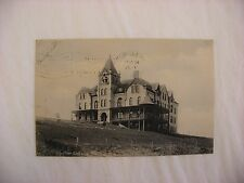 Vintage Postcard Luther College Racine Wisconsin WI 1908 #1098