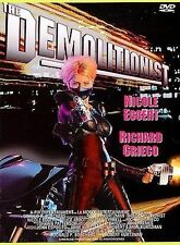 The Demolitionist- EXTREMELY RARE & ORIGINAL VERSION NICOLE EGGERT (DVD, 1998)