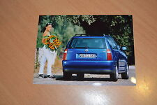 PHOTO DE PRESSE ( PRESS PHOTO ) Volkswagen Polo Variant de 1999 VW452