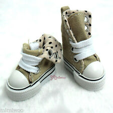 Taeyang Obitsu 1/6 Male Bjd Dollfie Hujoo Berry Doll Folded Sneaker Shoes Blonde