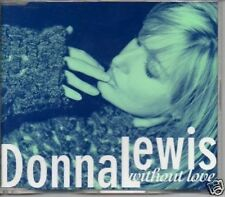 (789Q) Donna Lewis, Without Love - 1996 CD