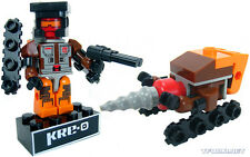 Kreon Nosecone Transformers Kre-o Micro-Changers Series 3 Kreon Computron Kreo