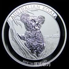 Australia Koala 2015 Silver .999 1oz Coin (UNC)