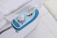 KOR KLN Bidet DX600 Warm & Cold Water Spray Non-Electric Toilet Seat Attachment