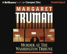 Capital Crimes: Murder at the Washington Tribune 21 by Margaret Truman (2005,...