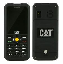 Caterpillar CAT B30 Black Schwarz Dual Sim Outdoor Handy Ohne Simlock B-Ware