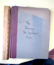 THE PICTURESQUE ST. LAWRENCE RIVER,1895,Illustrated