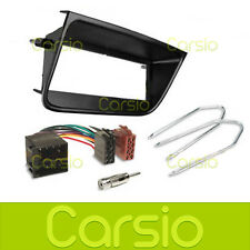 Peugeot 406 1995 - 2004 Fascia Surround  CD Stereo Radio Fitting Kit ISO Aerial