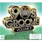 Ministry Of Sound - 90s Groove, Vol. 2 (3 X CD)