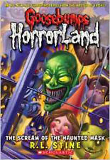 The Scream of the Haunted Mask (Goosebumps Horrorland), New, R L Stine Book
