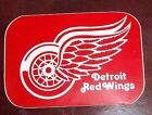 Decals / Sticker NHL Detroit Red Wings logo sticker 1970's # 2