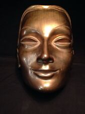 Achatit Art Theater Face, Art Deco,  Made In Germany