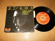 JACKY GORDON - EP FRENCH POLYDOR 5057  / LISTEN - MOD FREAKBEAT FRENCH POPCORN