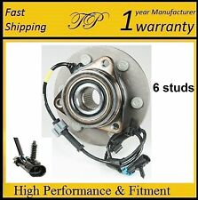 FRONT Wheel Hub Bearing Assembly for GMC Sierra 1500 (4WD 4X4) 1999-2006