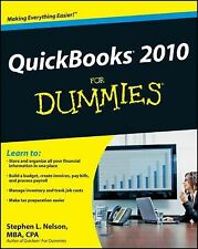 QuickBooks 2010 For Dummies by Nelson, Stephen L.